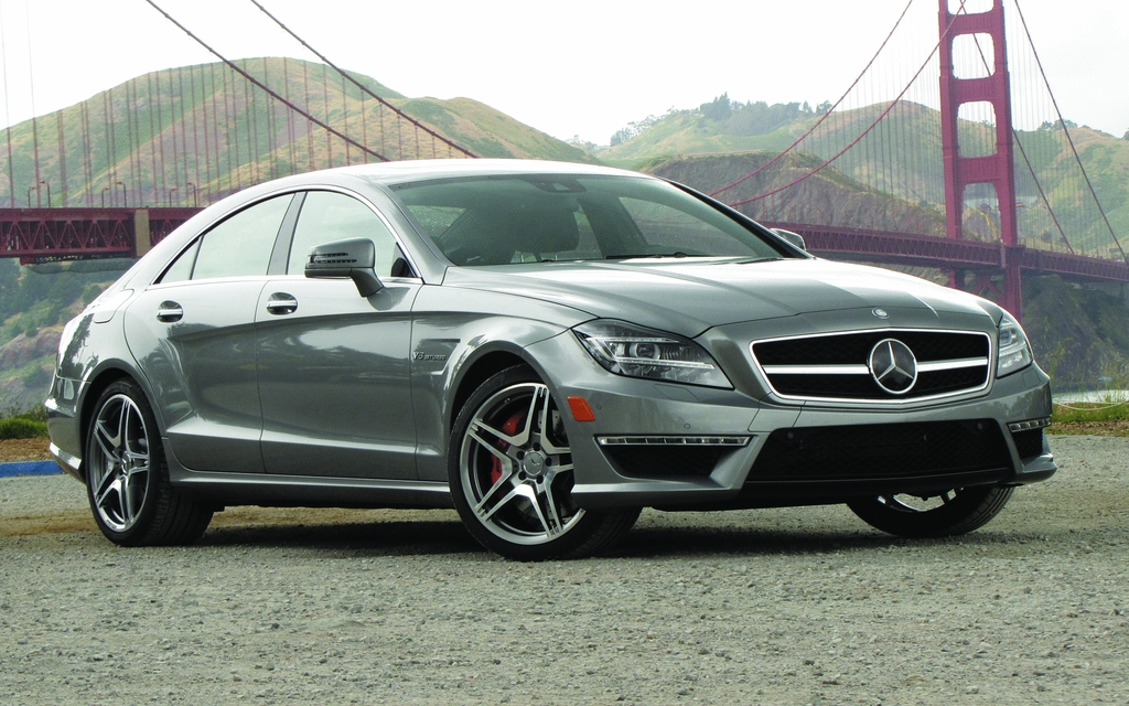 Mercedes benz cls550 4matic picture gallery photo 24 34 for Mercedes benz cls550 4matic