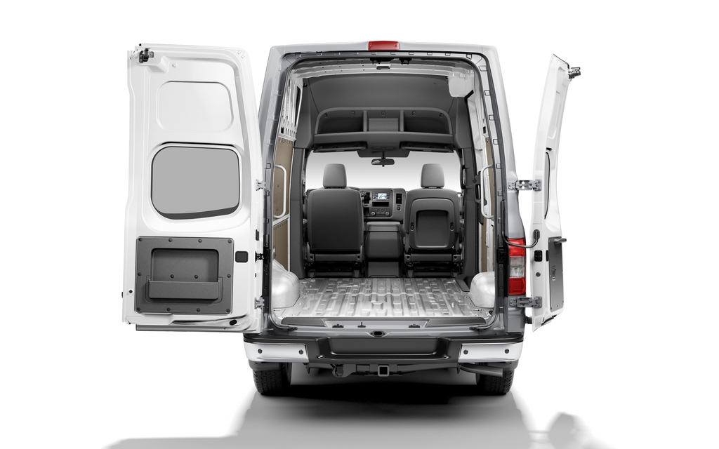 Nissan Nv200 Compact Cargo Van Picture Gallery Photo 30 36 The Car Guide