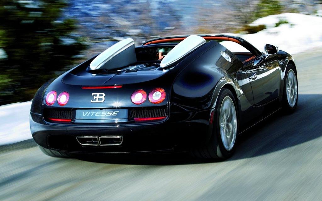 bugatti veyron grand sport vitesse galerie photo 5 5 le guide de l 39 auto. Black Bedroom Furniture Sets. Home Design Ideas