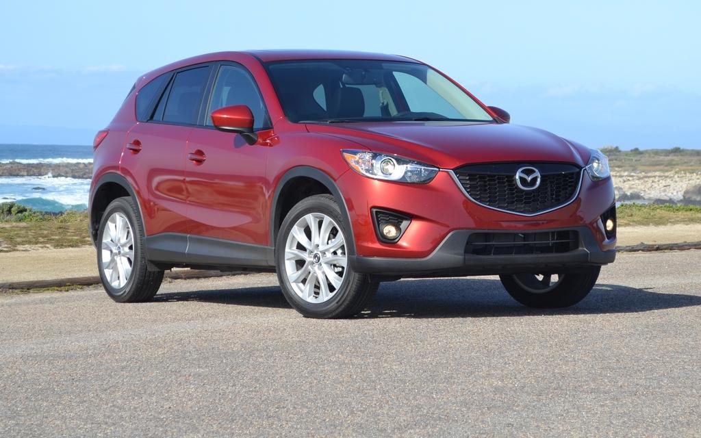 Mazda CX-5 2013, sportivité et économie de carburant - Le Guide de l'auto
