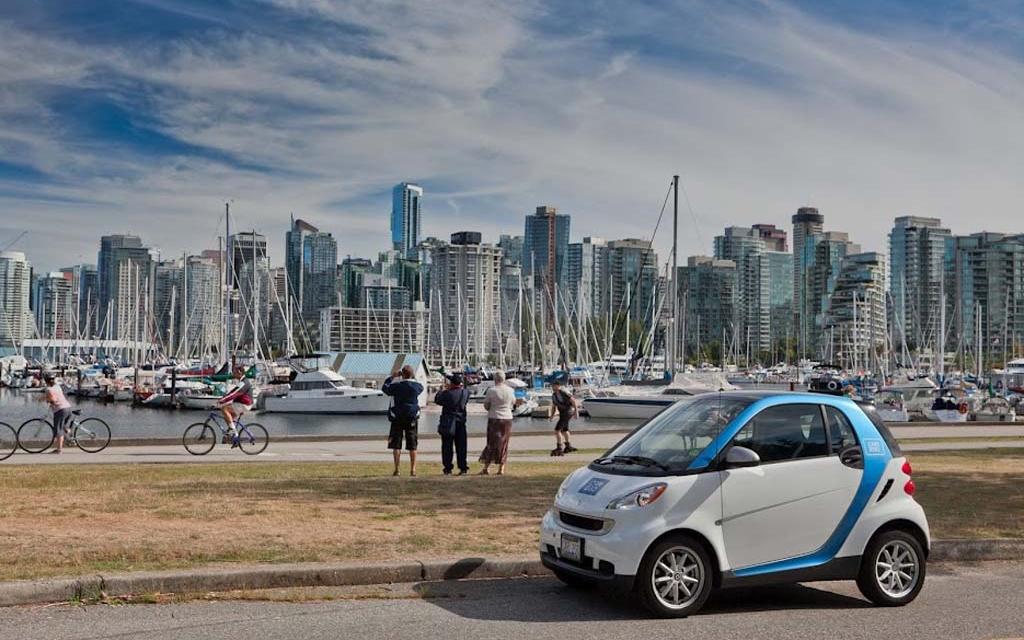 car2go à Vancouver