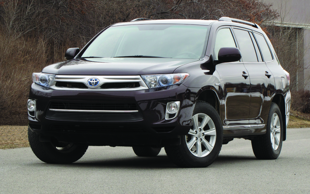 toyota highlander 2012 typiquement toyota guide auto. Black Bedroom Furniture Sets. Home Design Ideas
