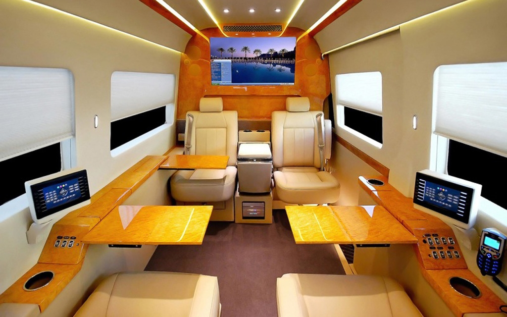 mercedes benz sprinter jetvan galerie photo 9 12 le guide de l 39 auto. Black Bedroom Furniture Sets. Home Design Ideas