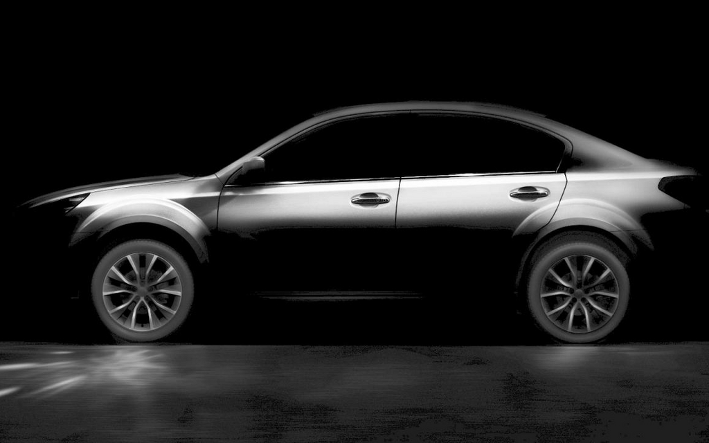 Subaru Outback sedan