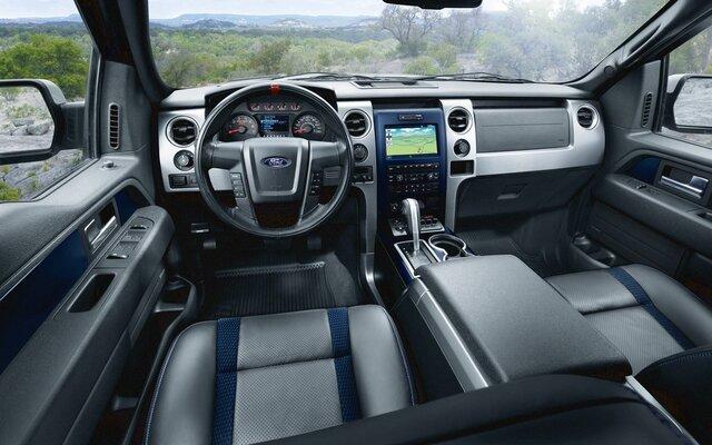 Ford F-150 SVT Raptor, on retombe en enfance! 098596_Ford_Raptor_SVT_2012