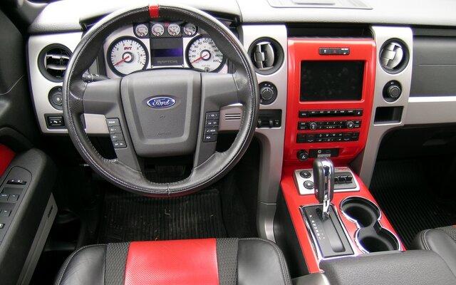 Ford F-150 SVT Raptor, on retombe en enfance! 098756_2012_Ford_F-150