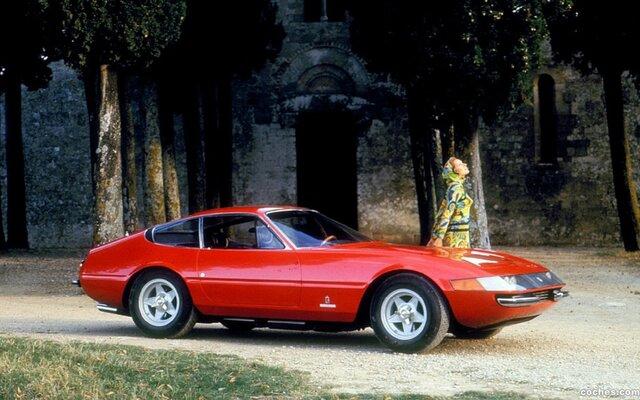 1968 Ferrari 365 GTB/4 Daytona - Galerie de photos - Le Guide de l ...