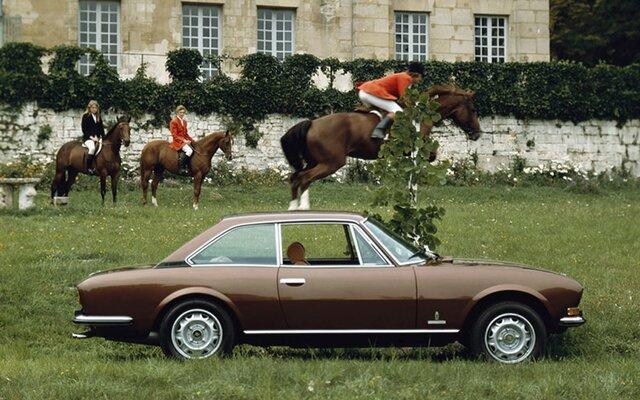 1968 Peugeot 504 Coupé - Galerie de photos - Le Guide de l'Auto