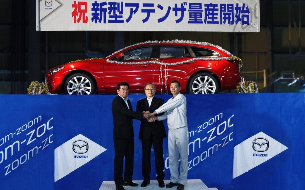 Mazda6 familiale