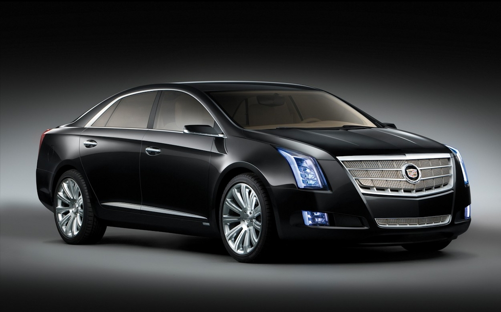 The new Cadillac XTS is merely the beginning of the brand's upcoming