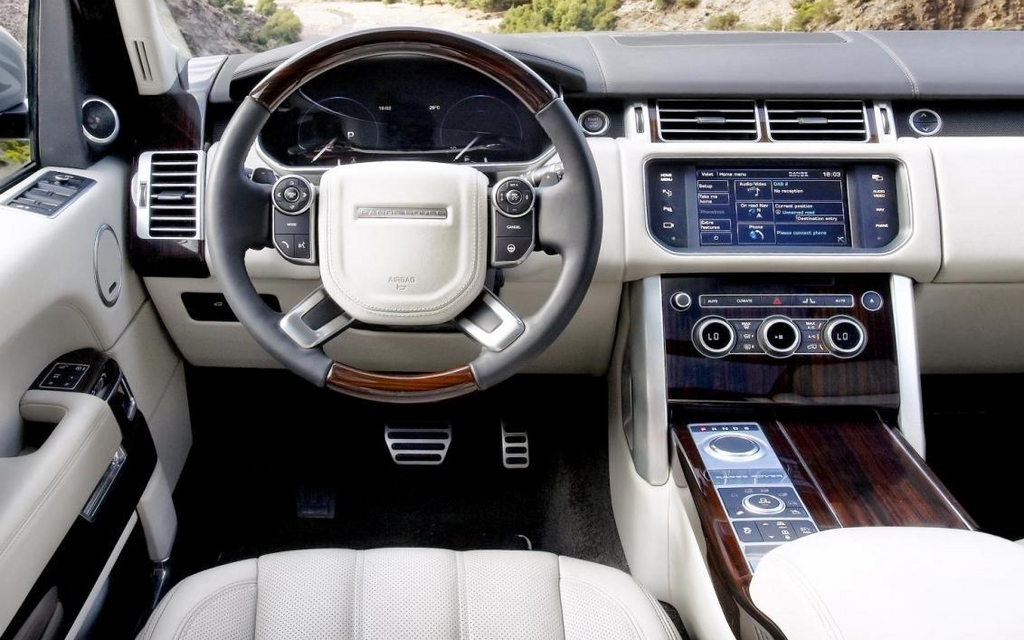 range rover hybride di sel galerie photo 3 3 le guide de l 39 auto. Black Bedroom Furniture Sets. Home Design Ideas