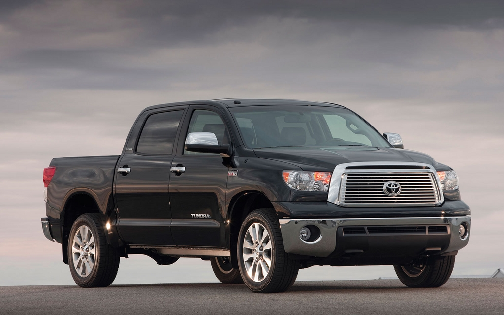 The Toyota Tundra CrewMax will show off out-of-this-world towing capacity in the month of October.