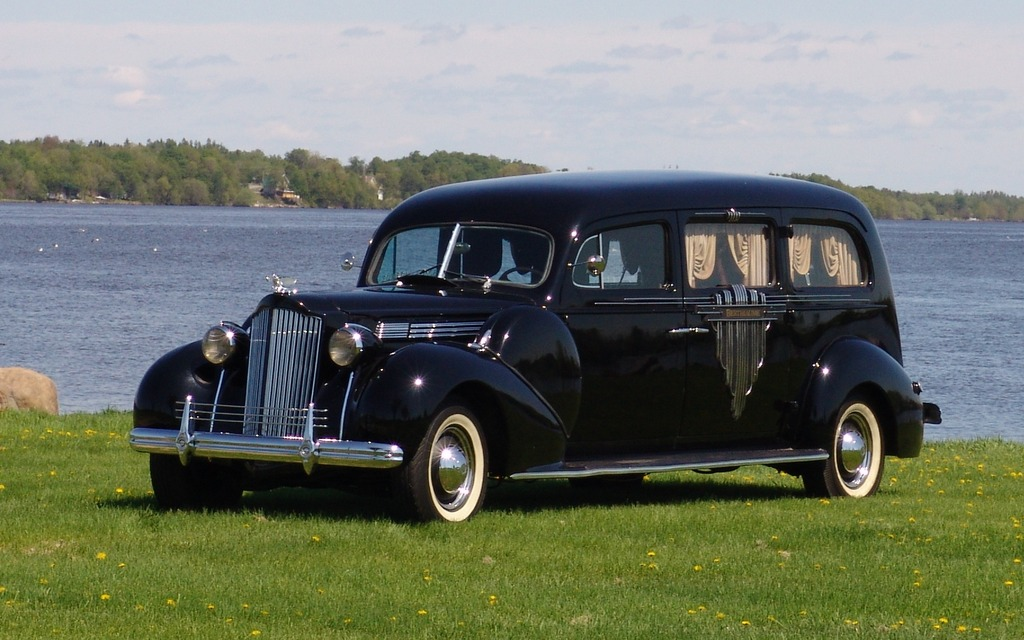 1939 Packard One Final Car Ride Review The Car Guide