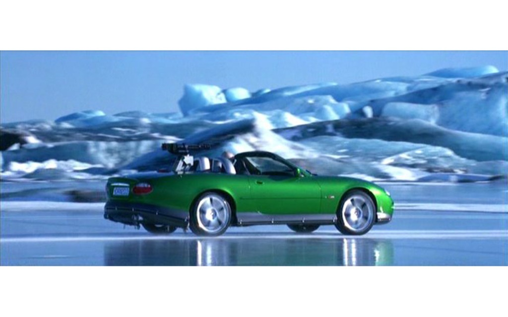 james bond die another day car - photo #41