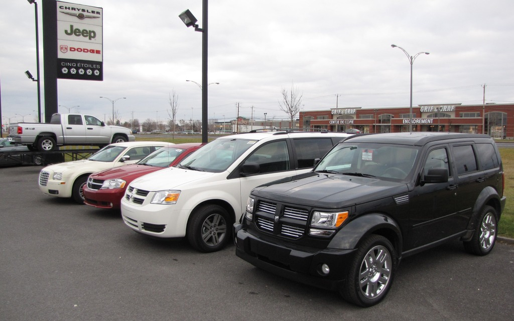 Vw Toyota Gm Chrysler And Ford All Report Sales