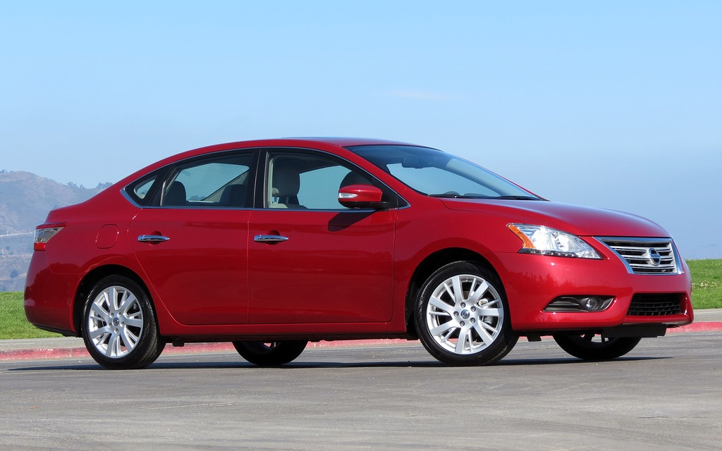 2013 Nissan Sentra Sl Picture Gallery Photo 16 21 The