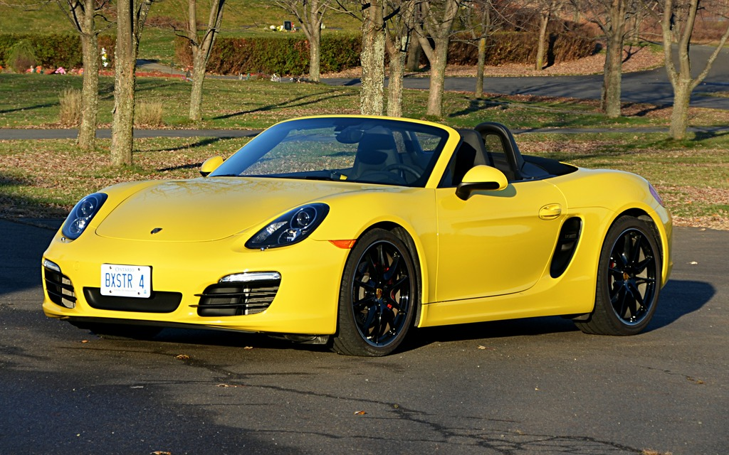 porsche boxster s 2013 conduire avant de mourir guide auto. Black Bedroom Furniture Sets. Home Design Ideas