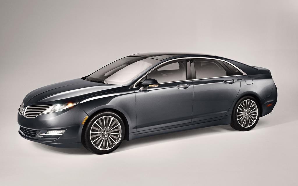 Lincoln MKZ 2013: l'avenir de la marque se dessine