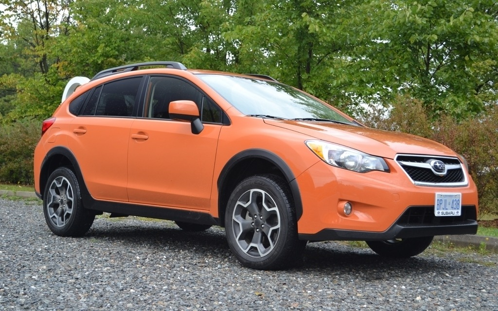 2013 subaru xv crosstrek subaru 39 s best compact crossover. Black Bedroom Furniture Sets. Home Design Ideas