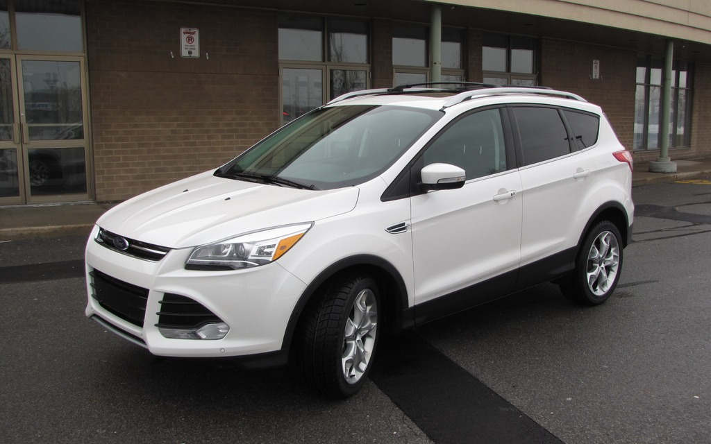 2013 ford escape titanium 2000 km later review the