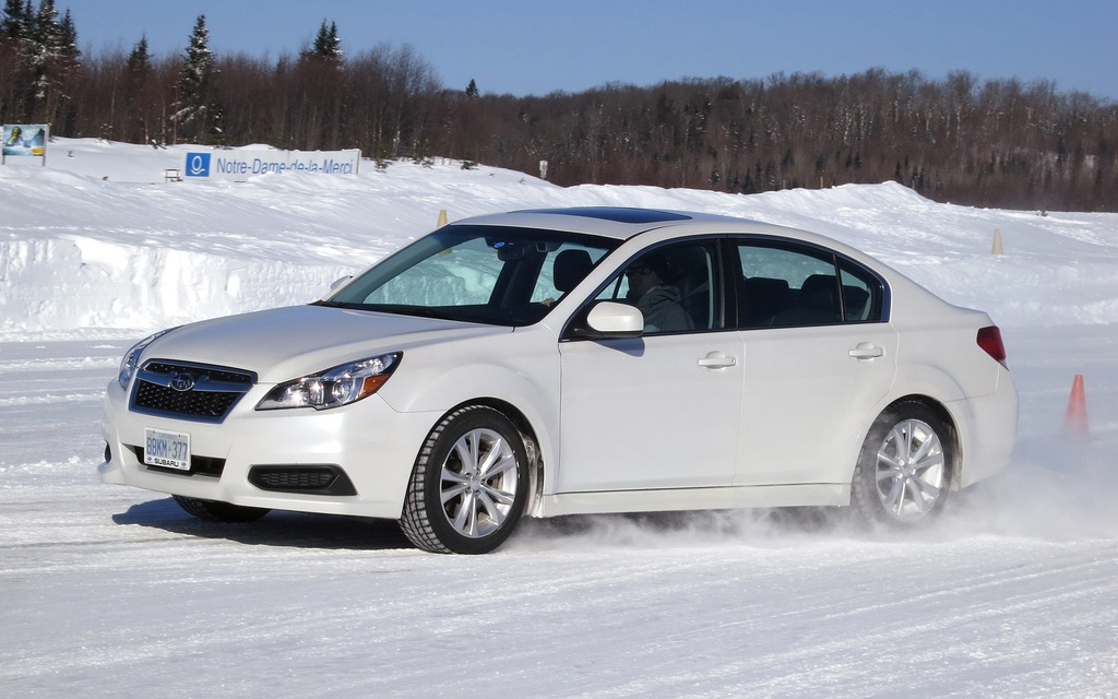2013 Subaru Legacy A Heated Challenge At 28 C Review