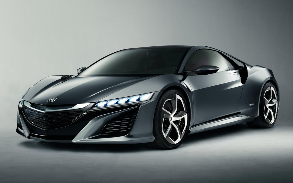 toronto acura nsx concept getting closer to production 2015 acura nsx the car guide. Black Bedroom Furniture Sets. Home Design Ideas