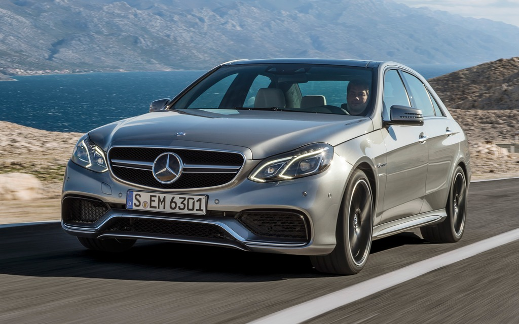 Nouveaux mod les mercedes benz canada d voile la for Mercedes benz in canada