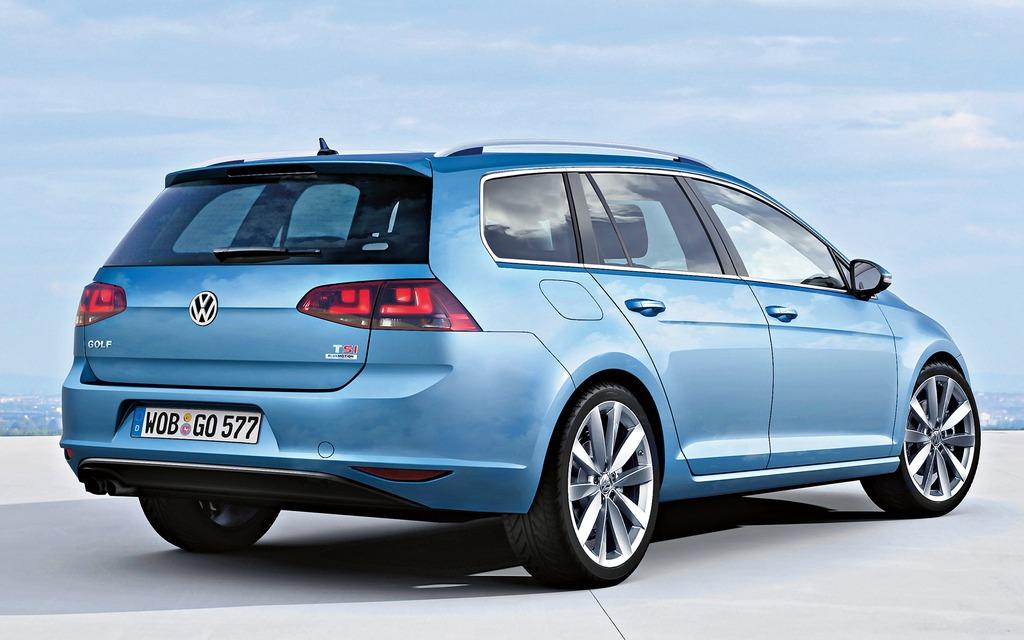 2013 Volkswagen Golf Variant Debuts In Geneva The Car Guide