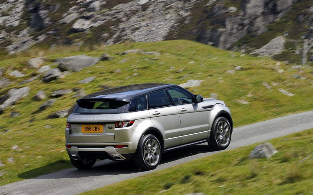 range rover evoque 5 portes galerie photo 2 3 le guide de l 39 auto. Black Bedroom Furniture Sets. Home Design Ideas