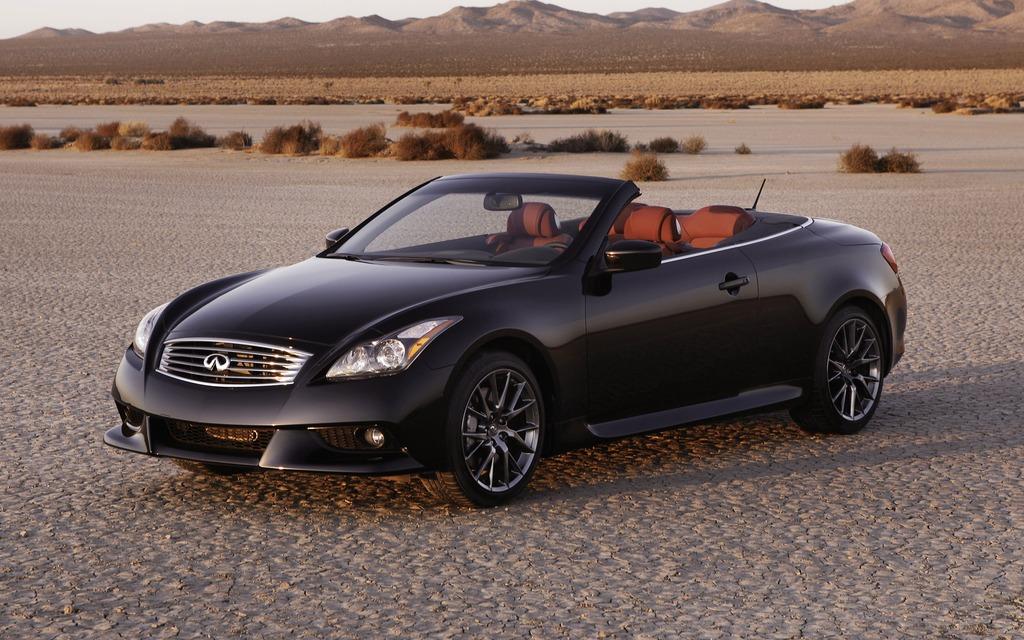infiniti g37 ipl coup cabriolet galerie photo 20 40 le guide de l 39 auto. Black Bedroom Furniture Sets. Home Design Ideas