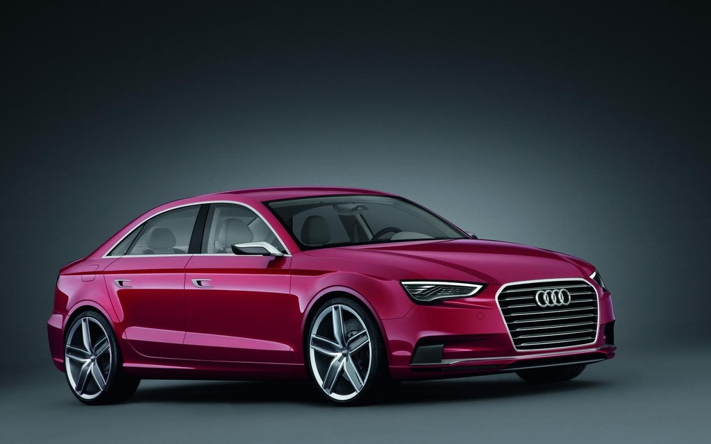 Audi A3 Sedan The American Version Finally Unveiled