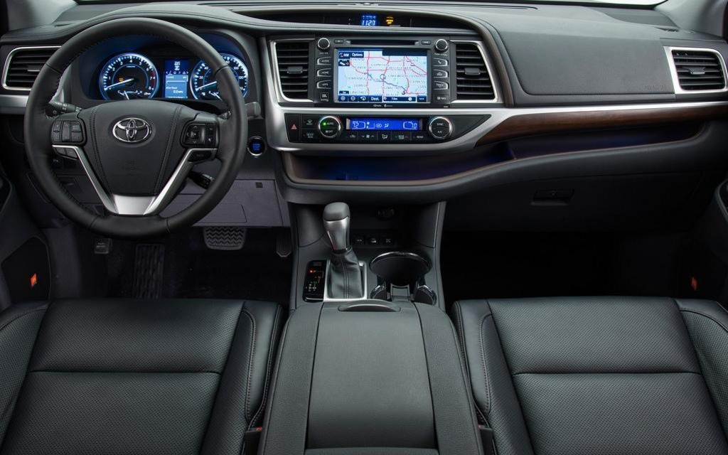 Toyota Highlander 2014 Picture Gallery Photo 10 10