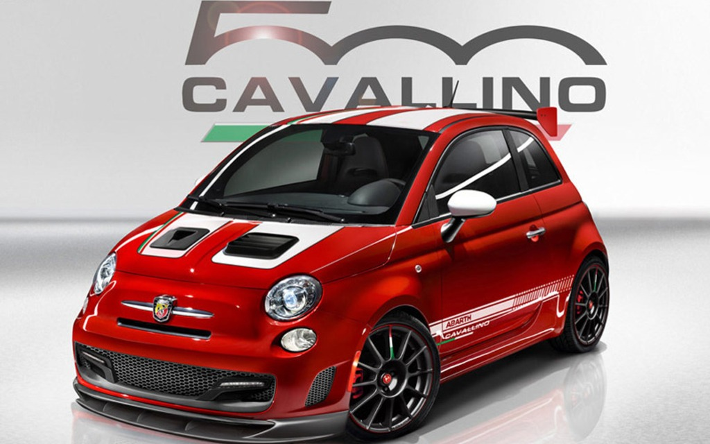 fiat 500 abarth cavallino montr alaise fiat 500 2013 guide auto. Black Bedroom Furniture Sets. Home Design Ideas