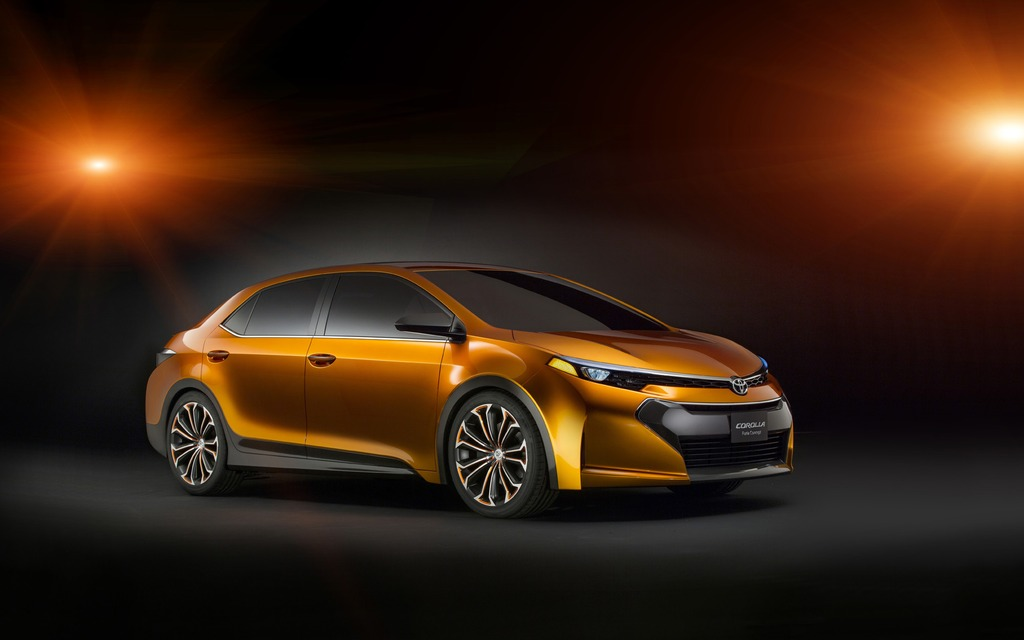 News - 2014 Toyota Corolla Details Leaked - The Car Guide