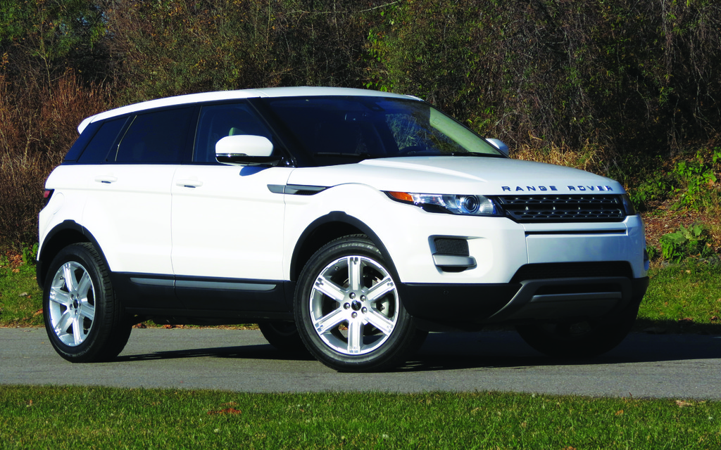 2013 land rover range rover evoque reviews specs and. Black Bedroom Furniture Sets. Home Design Ideas