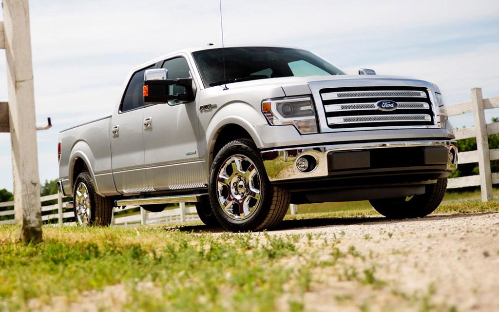 Dodge Ram A Vendre >> USA: enquête des autorités sur le camion Ford F 150 - Ford F-150 2013 - Guide Auto
