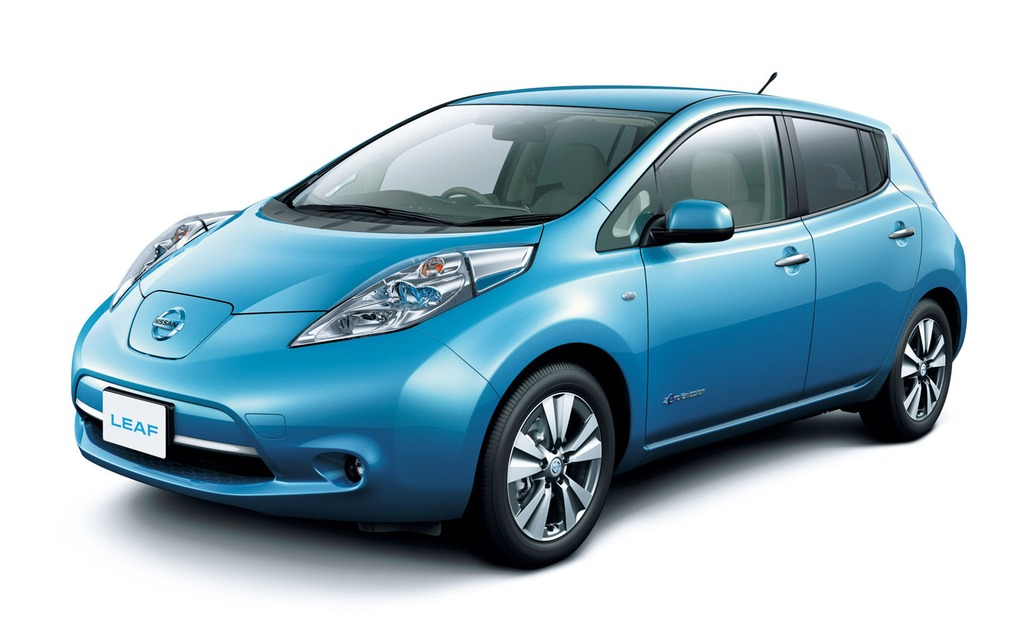 Nissan Leaf Battery Replacement >> News - Nissan Offers Battery Replacement Program For Leaf ...