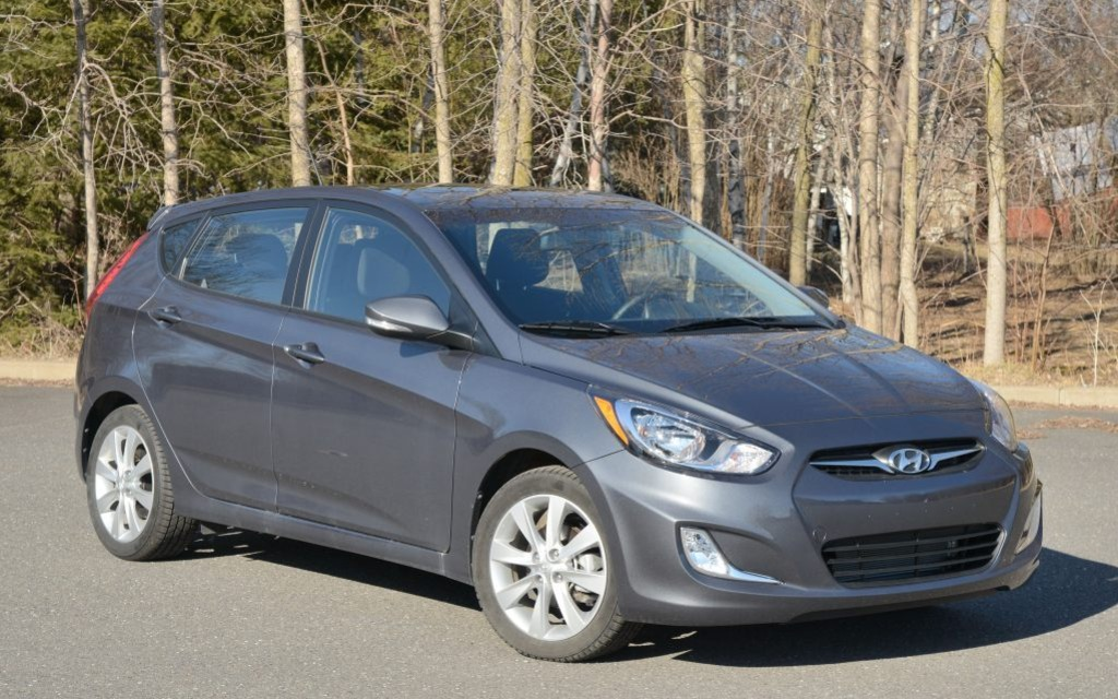2013 Hyundai Accent A Car For All Seasons Review The