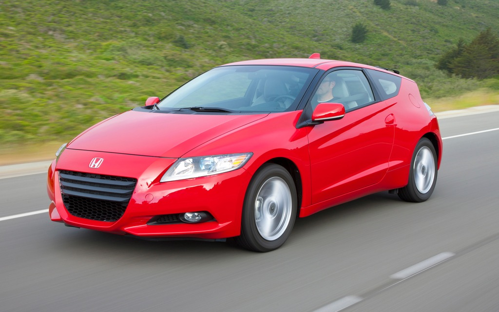 2014 Honda CR-Z - The Sporty Hybrid