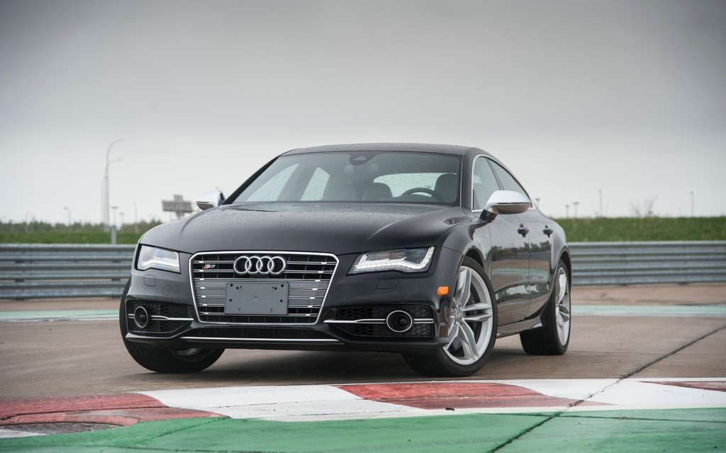 2014 audi a7 the best of three worlds review the car guide. Black Bedroom Furniture Sets. Home Design Ideas