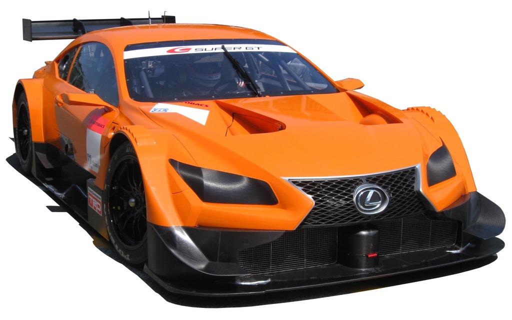 Lexus inscrira un nouveau véhicule au super gt du japon 2014