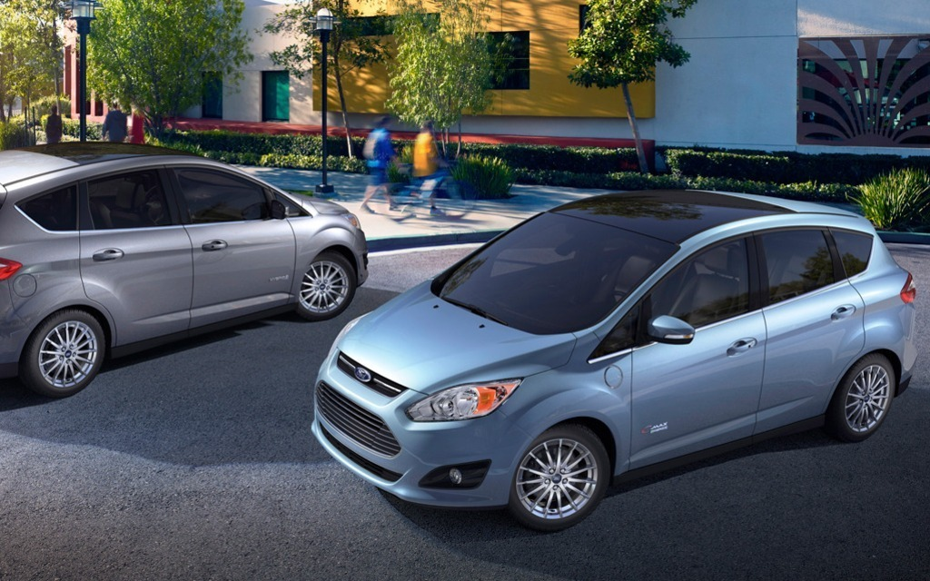 ford overstated fuel economy on c max hybrid will change window stickers to correct estimate. Black Bedroom Furniture Sets. Home Design Ideas