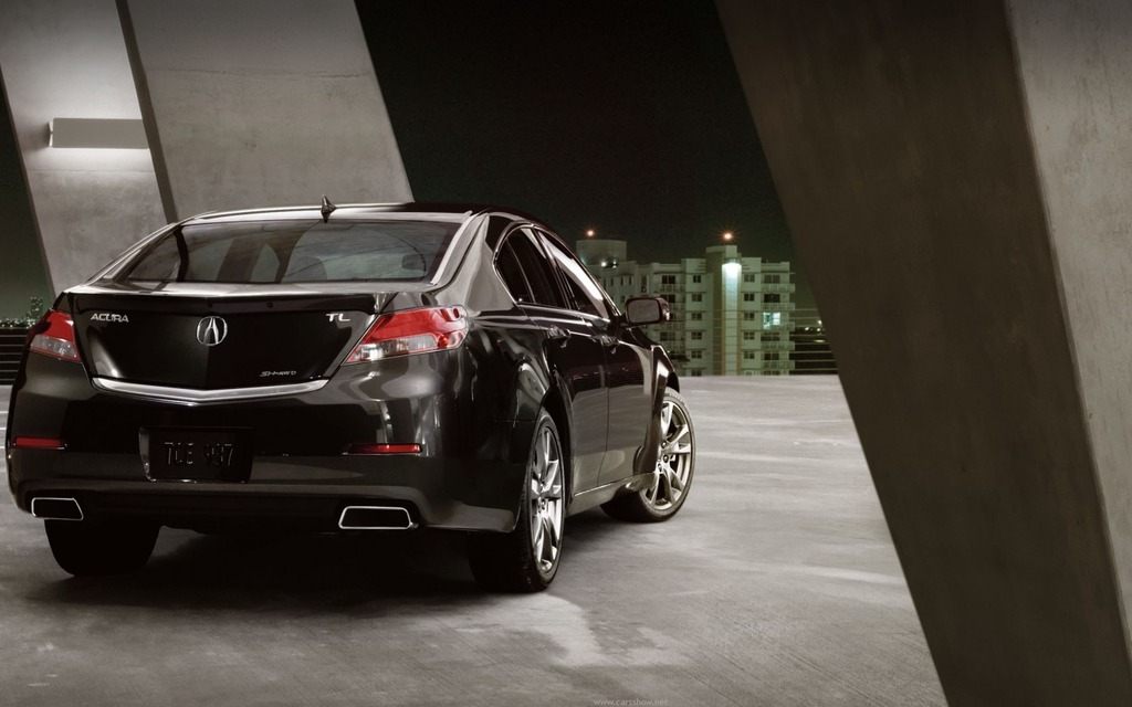 New Models - 2015 Acura TL Will be Smaller, More Powerful - The Car