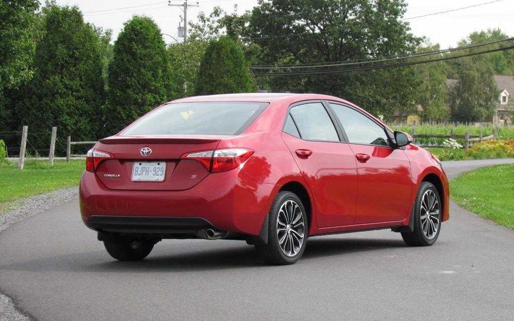 2014 Toyota Corolla L.html | Autos Weblog