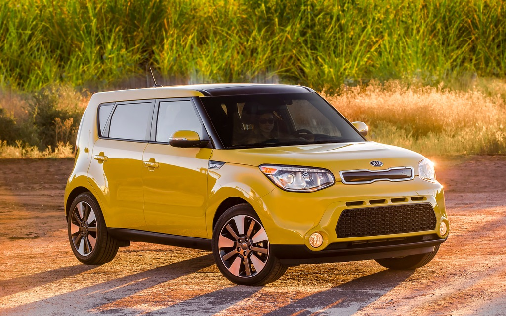 actualit kia soul ev prochainement en vente en am rique du nord kia soul 2014 le guide. Black Bedroom Furniture Sets. Home Design Ideas