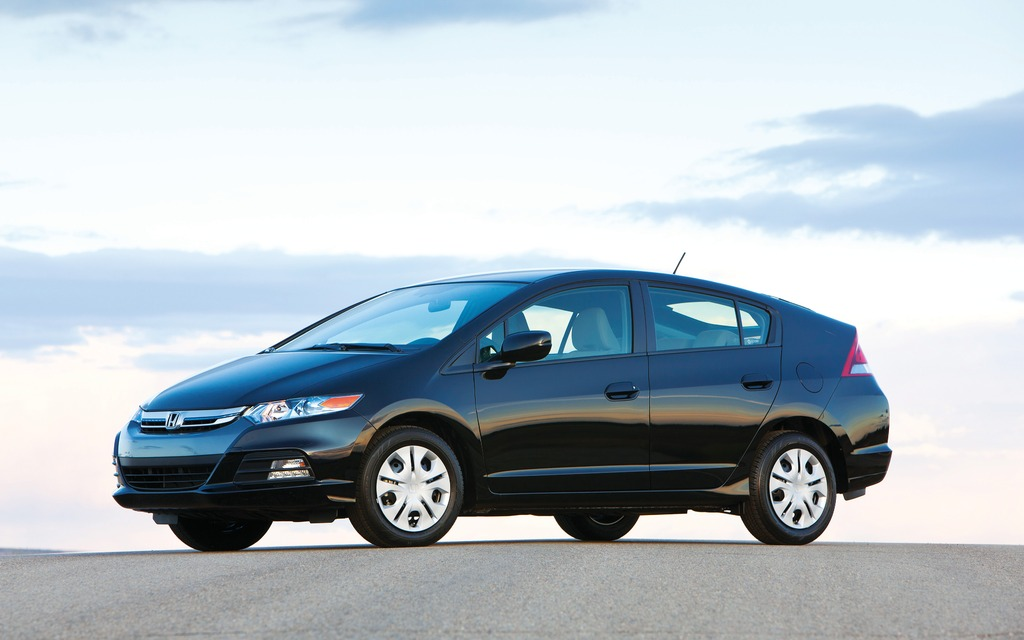 2013 honda insight reviews pictures and prices us html. Black Bedroom Furniture Sets. Home Design Ideas