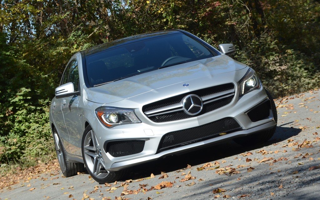 2014 mercedes benz cla 250 and 45 amg spicy or extra for 2014 mercedes benz cla 250 review