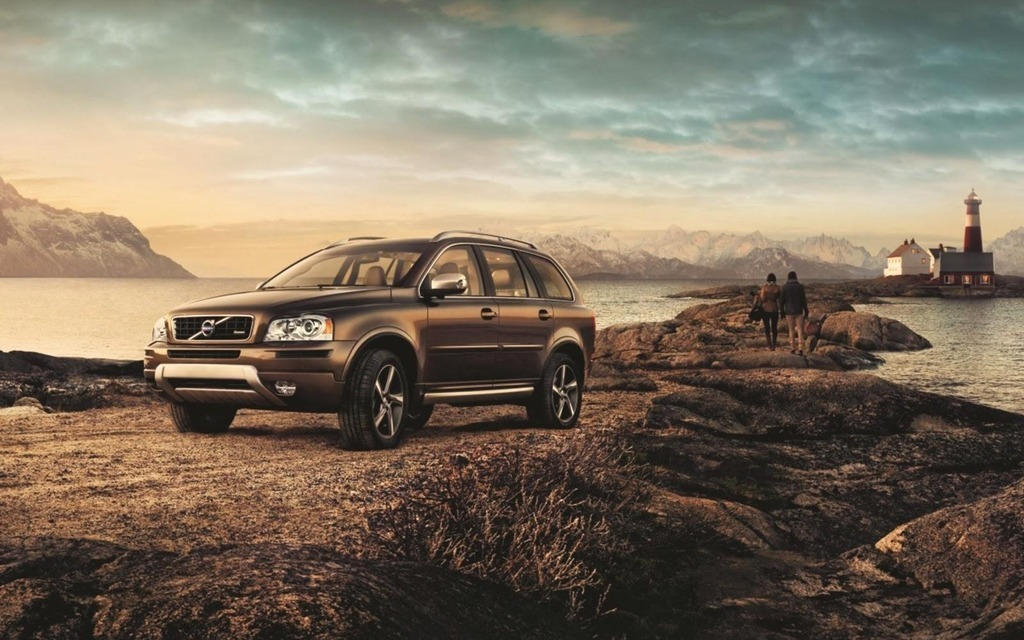 volvo xc90 signature edition the last special edition before the refesh 2014 volvo xc90 the. Black Bedroom Furniture Sets. Home Design Ideas