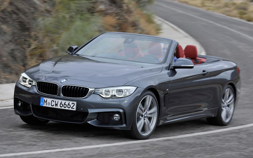 bmw s rie 4 cabriolet 2014 galerie photo 10 18 le guide de l 39 auto. Black Bedroom Furniture Sets. Home Design Ideas