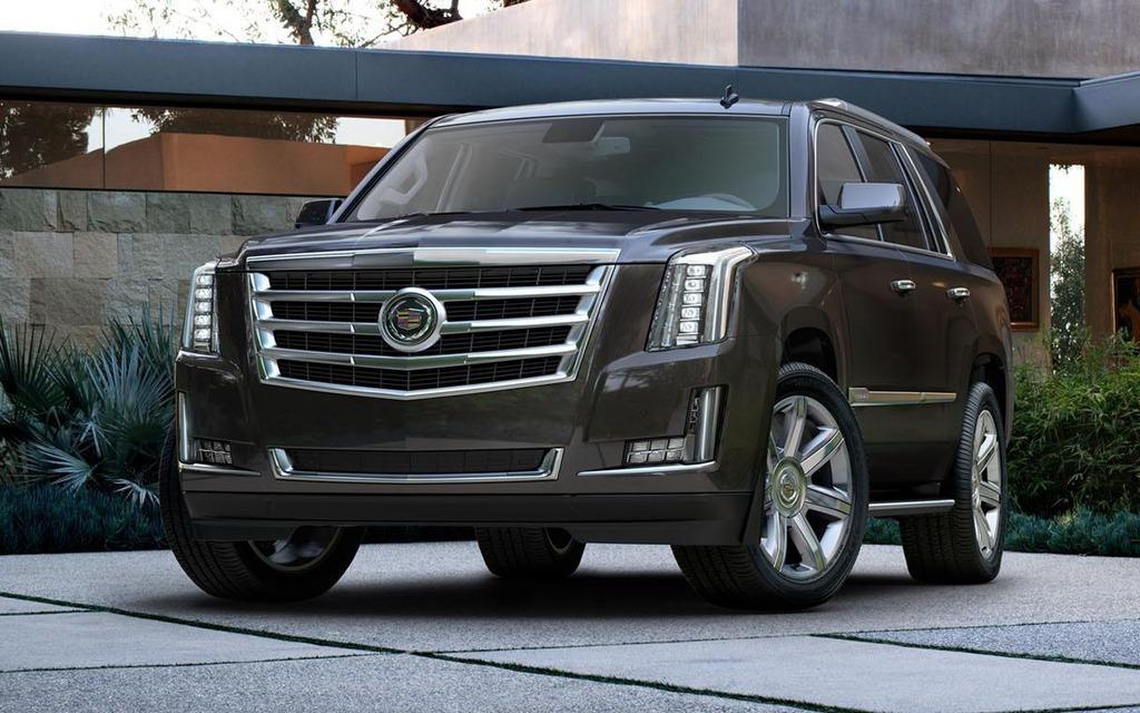gm to offer hybrid diesel motors for its large suvs. Black Bedroom Furniture Sets. Home Design Ideas